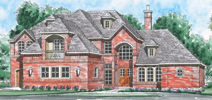 MAYFAIR House Plan