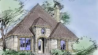 image of BROOKSHIRE House Plan