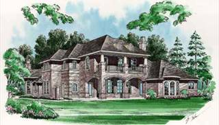 image of Eagles Bluff House Plan