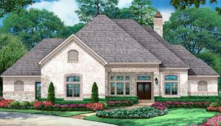 image of Pine Bluff House Plan