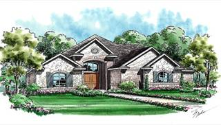 image of Four Bedroom European Ranch House Plan