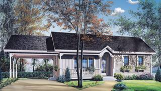 image of Prairieside House Plan
