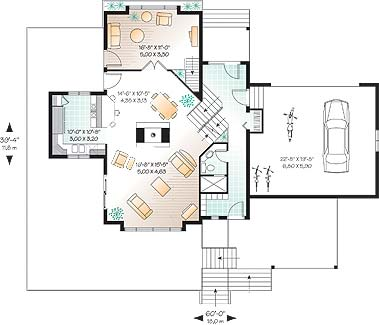 First level image of Featured House Plan: BHG - 4441
