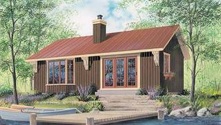 image of Hideaway House Plan