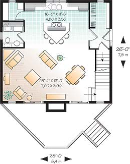 First level image of Featured House Plan: BHG - 4549