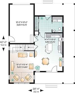 First level image of Featured House Plan: BHG - 4548