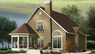 image of The Sunburst 2 House Plan