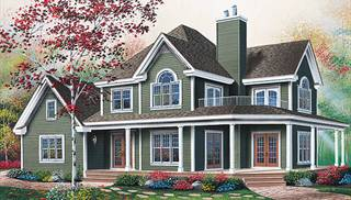 image of Mt. Meridian 1 House Plan