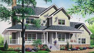 image of The Ridgewood 3 House Plan