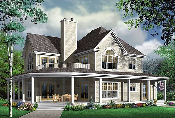 The Heritage 2 House Plan