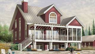 image of Wisteria Walk House Plan