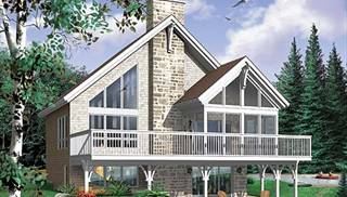 image of The Sun Stream 2 House Plan