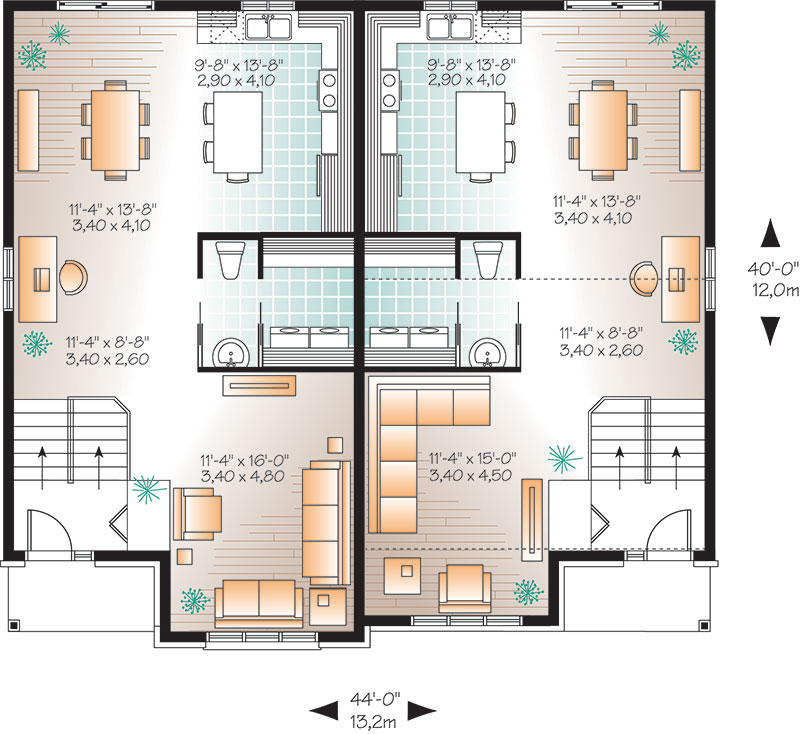 First level image of Featured House Plan: BHG - 3275