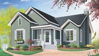 image of Ashbury 1 House Plan