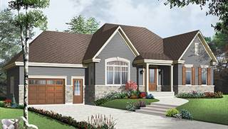 image of Springbrook 3 House Plan