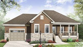 image of Dryden 2 House Plan