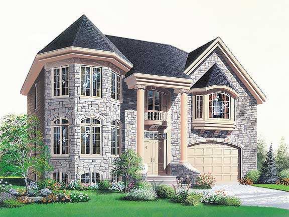 Rockingham House Plan