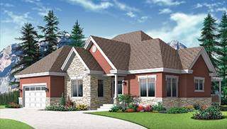 image of Foxwood 3 House Plan