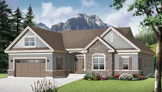 image of Oakdale 3 House Plan