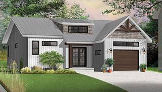 image of Urban Valley House Plan