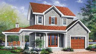 image of Larch Lake 2 House Plan