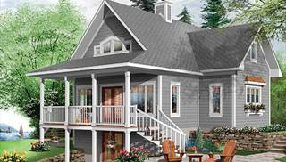 Cape Cod House Plans From Better Homes And Gardens