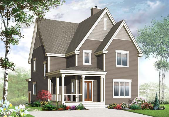 Dellwood 2 House Plan