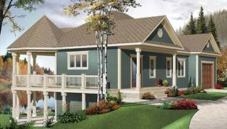 image of The Trail Seeker 4 House Plan
