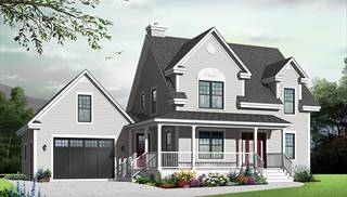 image of Cloverdale 3 House Plan