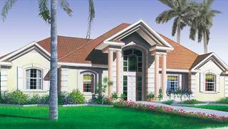 image of Gulf Breeze House Plan