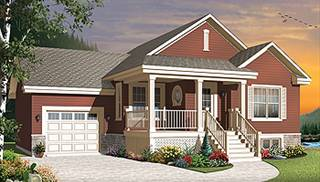 image of Larkspur 2 House Plan