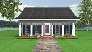 image of The Meadowview House Plan