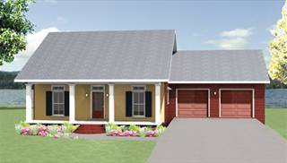 image of The Willow Cottage House Plan