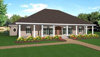 image of The Meadow Ridge House Plan