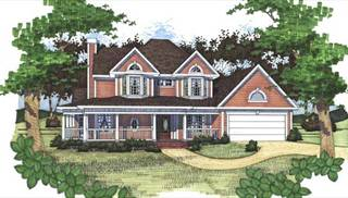 image of The Caldwell House Plan