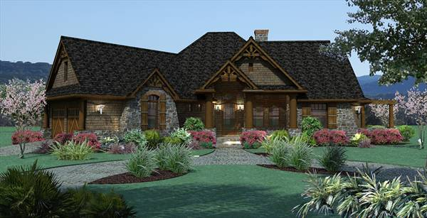 Vita Encantata House Plan