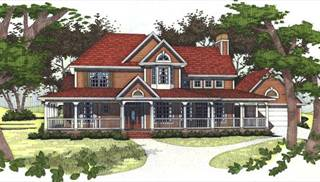 image of The Pinehurst House Plan