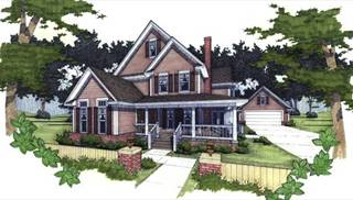 image of The Terrell House Plan