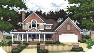 image of The Benbrook House Plan