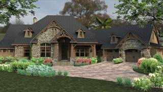 image of Sogno di Campagne House Plan