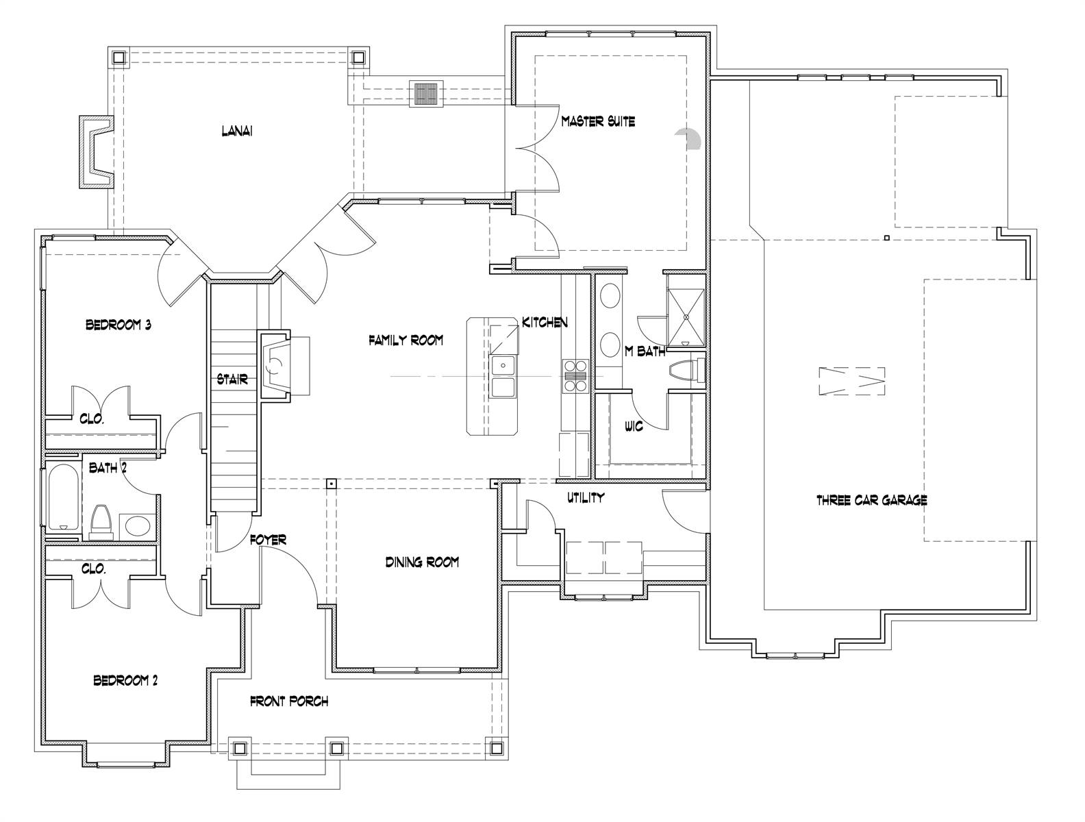 image of Featured House Plan: BHG - 7377