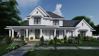 image of Riverview Farm House Plan