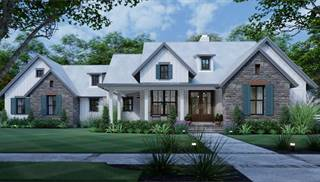 image of Mill Creek Farm House Plan