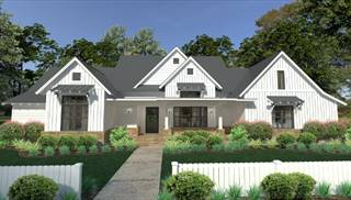image of Quiet River Farm House Plan