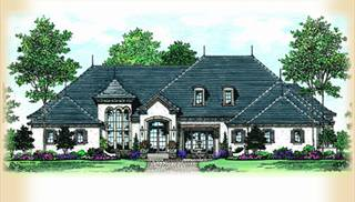 image of Maison Jardin House Plan