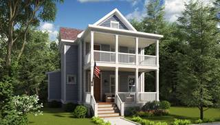 image of Fernandina Beach House Plan