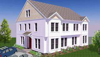 image of Old Virginia Duplex House Plan