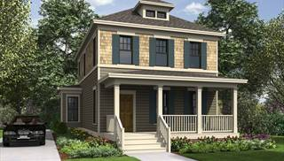 image of Coastal Four Bedroom House Plan