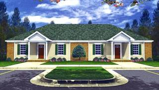 image of The Carson Creek House Plan
