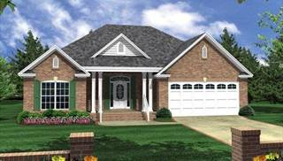 image of The Hickory Ridge House Plan